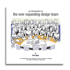 an introduction to the ever expanding design team