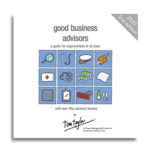 Good Business Advisors – a guide for organisations of all sizes